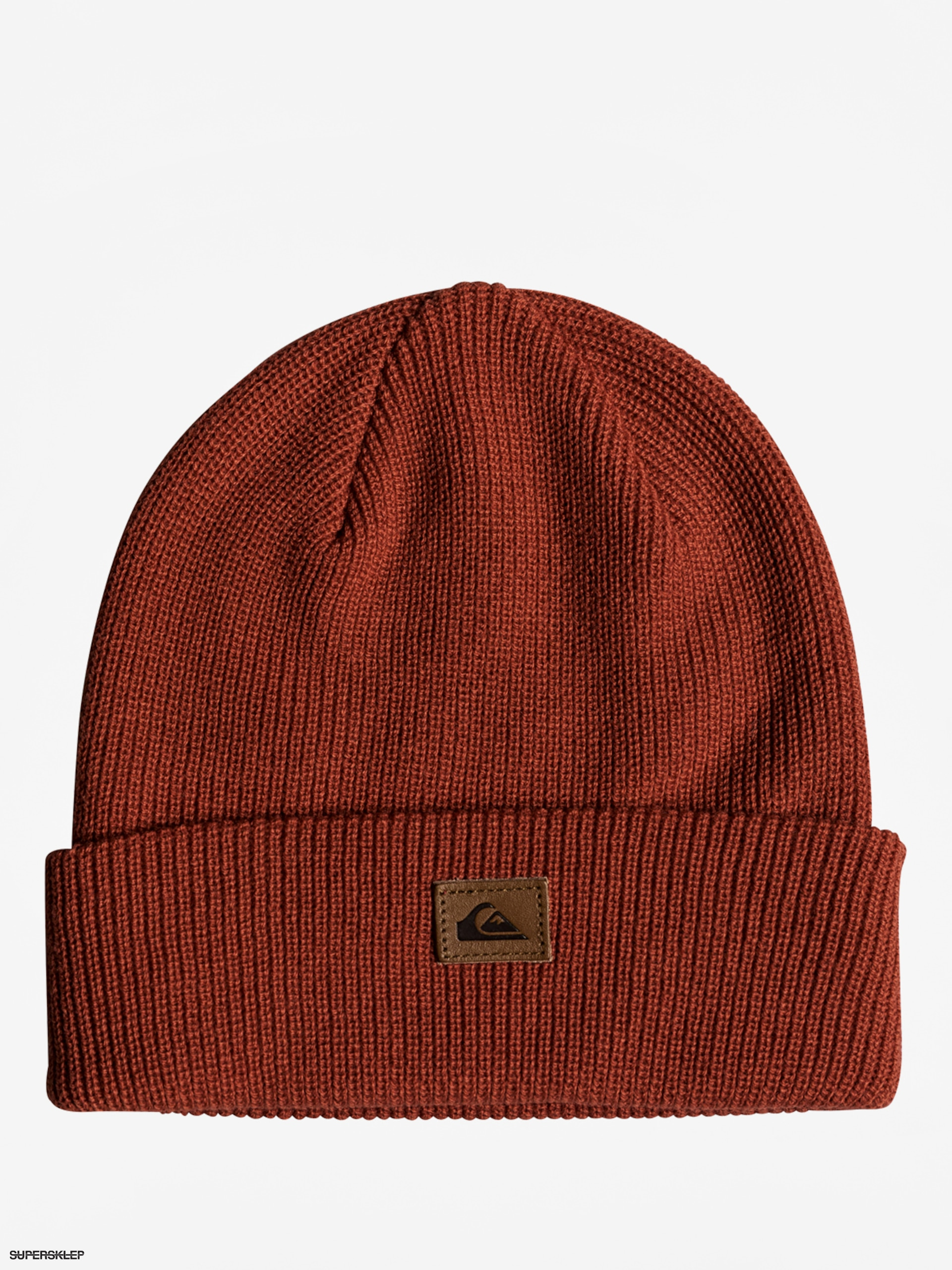 59732ce94f0a Čiapka Quiksilver Performed Beanie (barn red heather)