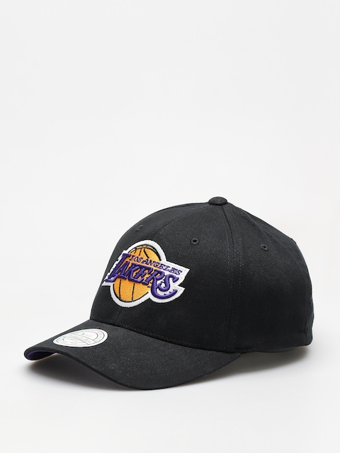 Šiltovka Mitchell & Ness Šiltovka Nba Team Logo Low Pro 110 ZD (black/lakers)