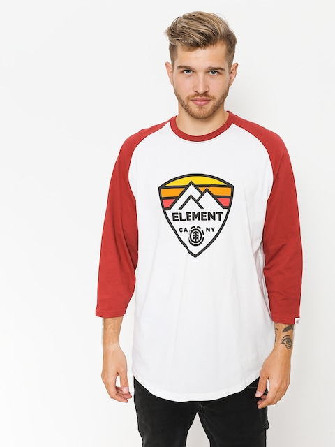 Tričko Element Guard Raglan (brick red)
