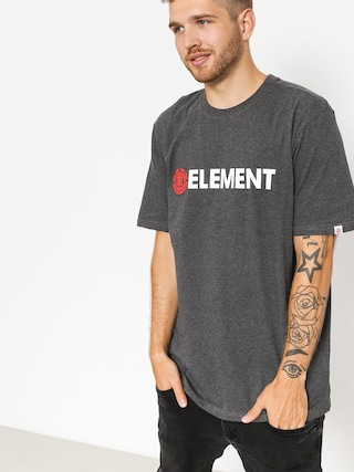 Tričko Element Blazin (charcoal heather)