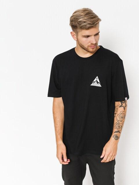 Tričko Element Delta (flint black)