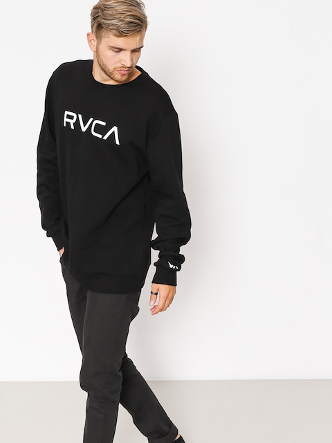 Mikina RVCA Big Rvca (black)