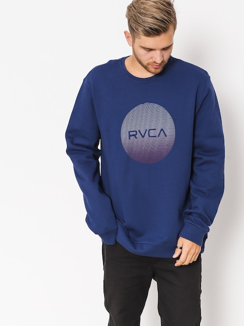 Mikina RVCA Rvca Motors (blue depths)