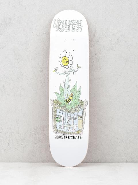 Doska Youth Skateboards Andrzej Kwiatek (white)