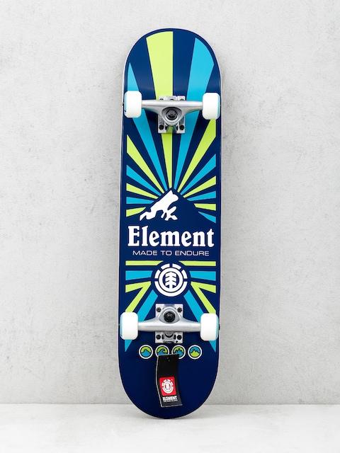 Skateboard Element Rising