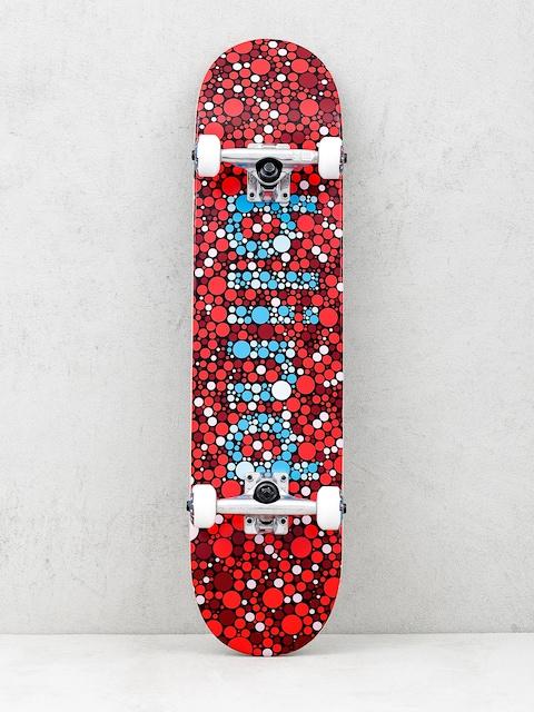 Skateboard Blind Color Soft Whl (red)