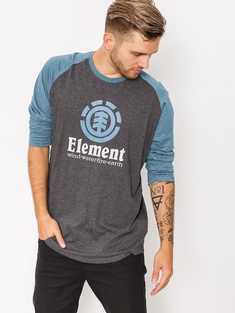 Tričko Element Vertical Raglan (charcoal heather)