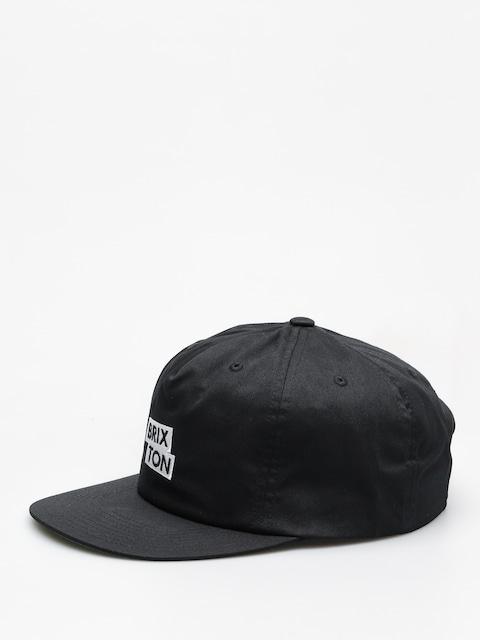 Šiltovka Brixton Team Mp Snbk ZD (black)
