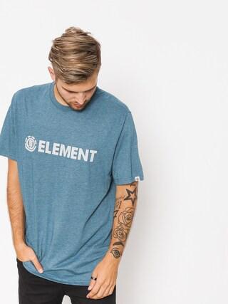 Tričko Element Blazin (blue steel htr)