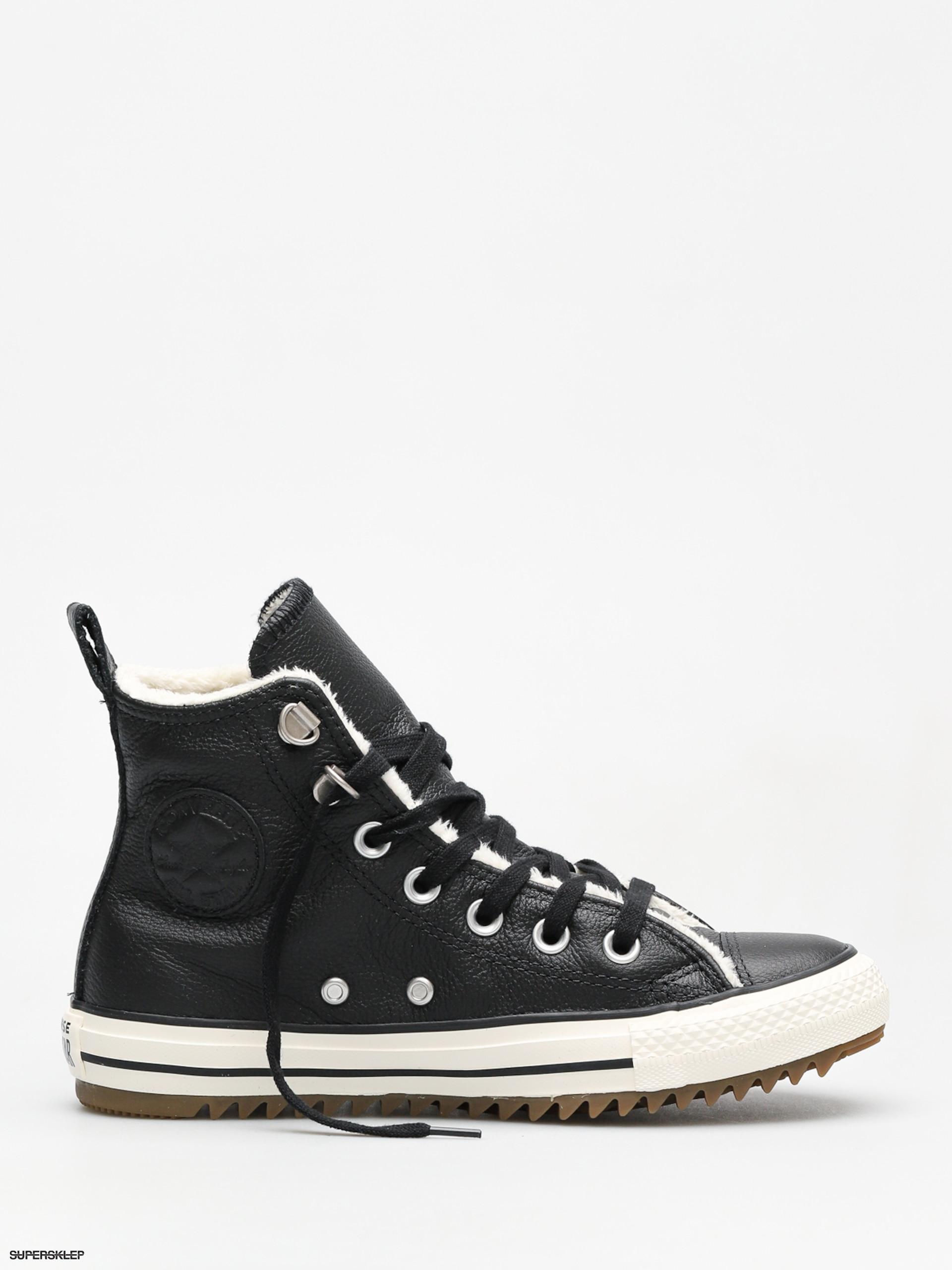 27eed1464bd45 Zimné topánky Converse Chuck Taylor All Star Hiker Boot Hi (black/egret/gum)