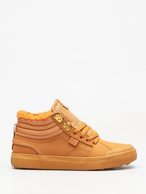 Zimné topánky DC Evan Hi Wnt Wmn (wheat)