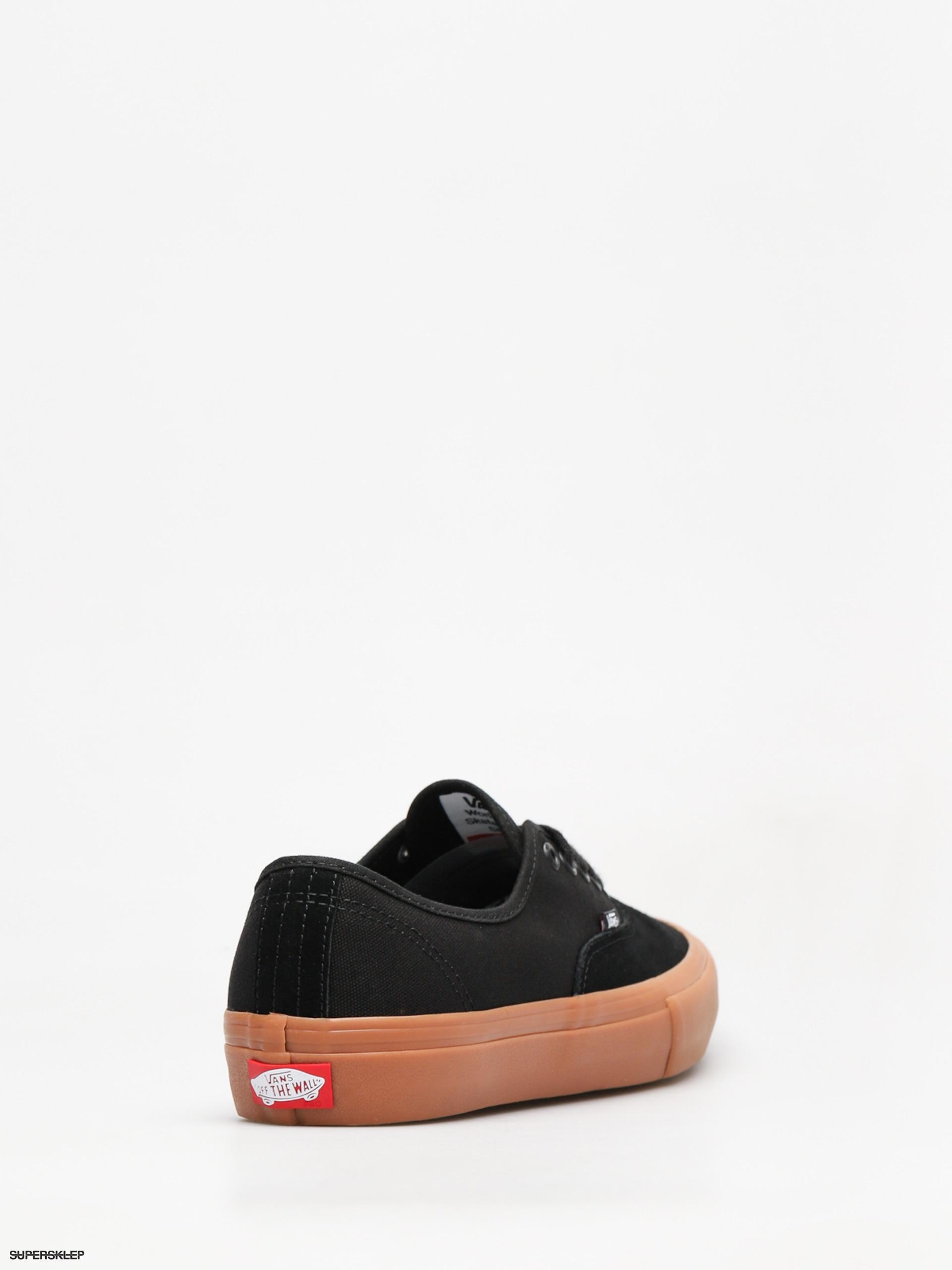 Topánky Vans Authentic Pro (black classic gum) c4cf44aa11f