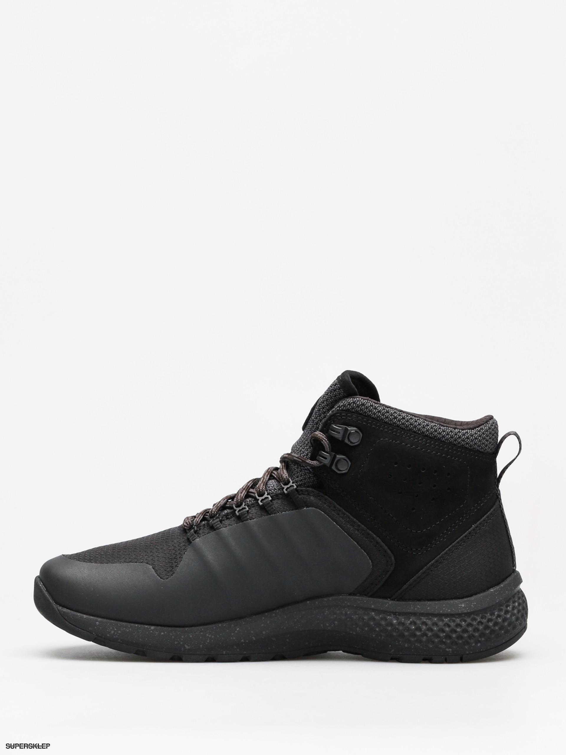 Zimné topánky Timberland Fly Roam Trail Fabric Wp (jet black) e9e249969ac