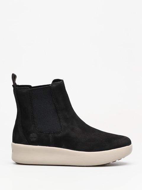 Zimné topánky Timberland Berlin Park Chelsea Wmn (jet black)