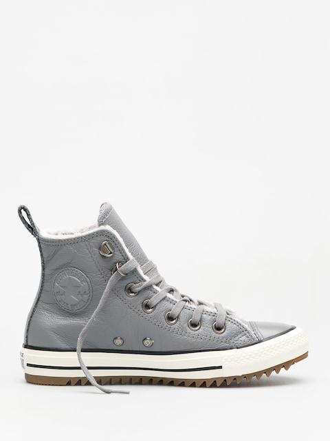 Zimné topánky Converse Chuck Taylor All Star Hiker Boot Hi (mason/egret/gum)