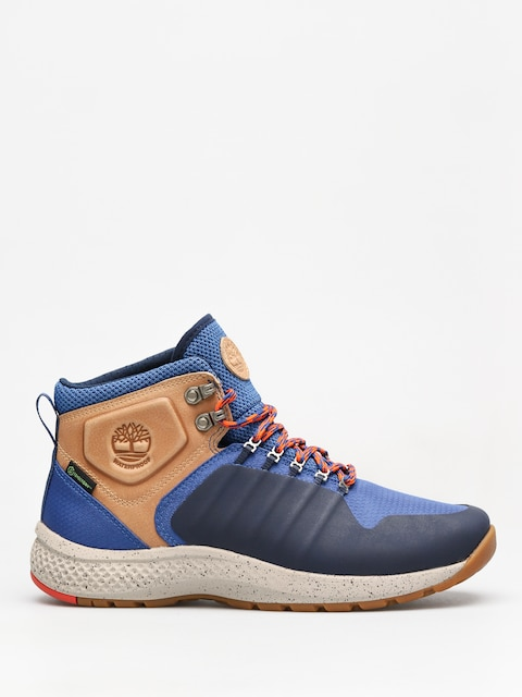 Zimné topánky Timberland Fly Roam Trail Fabric Wp (true blue)