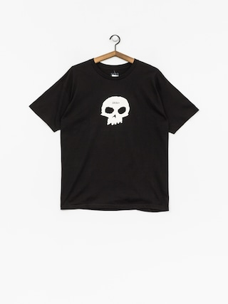 Tričko Zero Single Skull (black)
