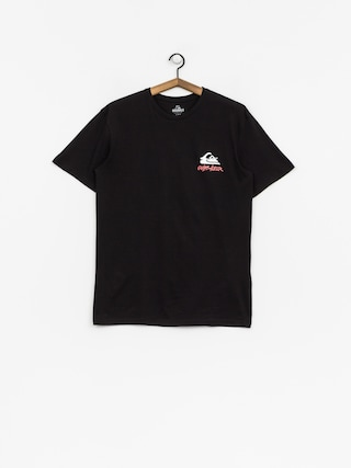 Tričko Quiksilver Good Badss (black)