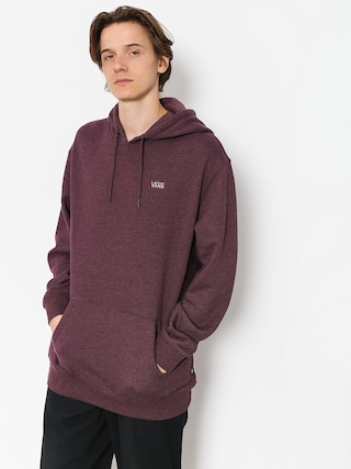Mikina s kapucňou Vans Basic HD (port royale heather)