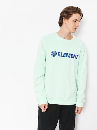 Mikina Element Blazin Crew (brook green)