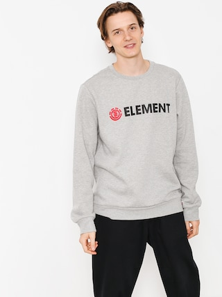 Mikina Element Blazin Crew (grey heather)