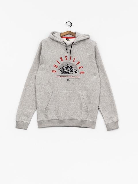 Termomikina  Quiksilver Big Logo Snow (grey heather)
