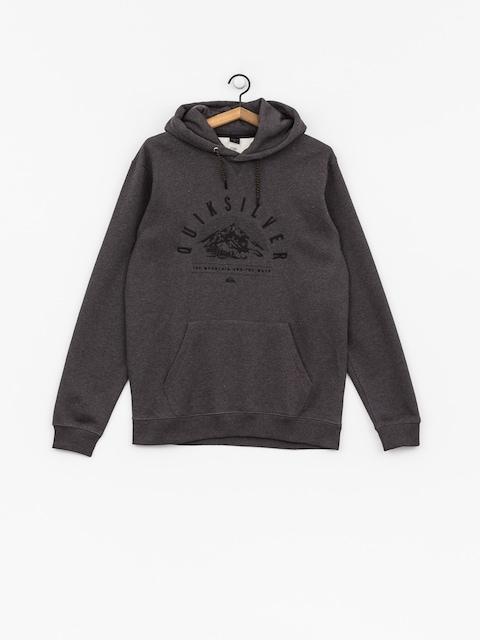 Termomikina  Quiksilver Big Logo Snow (black heather)