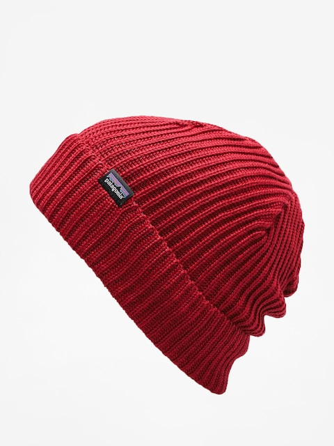 Čiapka Patagonia Fishermans Rolled Beanie (oxide red)