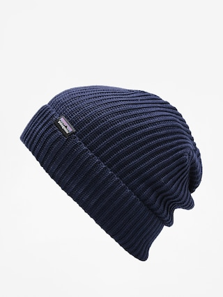 u010ciapka Patagonia Fishermans Rolled Beanie (navy blue)