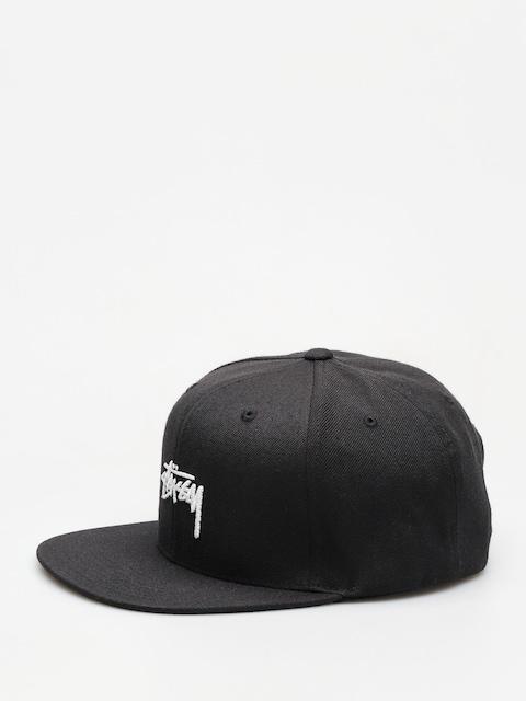 Šiltovka Stussy Stock Fa18 Cap ZD (black)