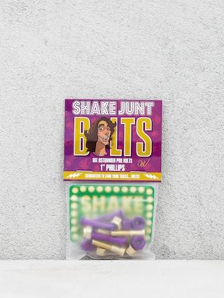 Skrutky Shake Junt Dee Ostrander Phillips (purple/gold)