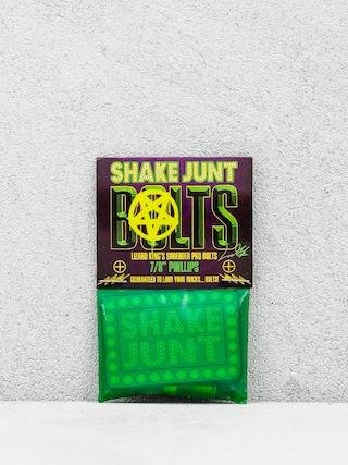 Skrutky Shake Junt L King Phillips (black/green)