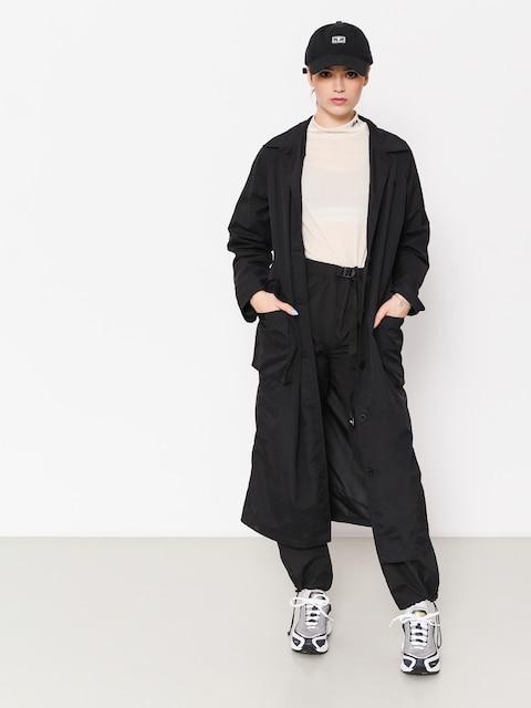 Kabát Stussy Elsa Long Wmn (black)