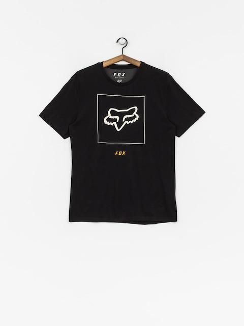 Tričko Fox Crass (blk/gry)