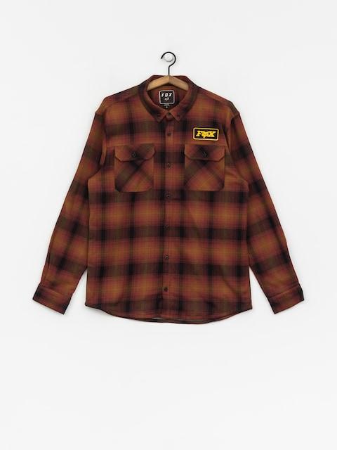 Košeľa Fox Gorman Overshirt 2 0 (brx)