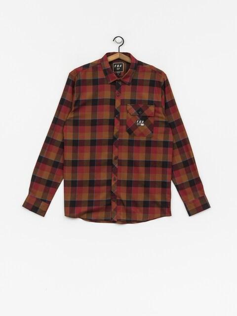Košeľa Fox Rowan Stretch Flannel (brx)