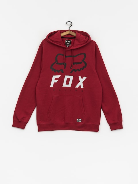 Mikina s kapucňou Fox Heritage HD (crdnl)