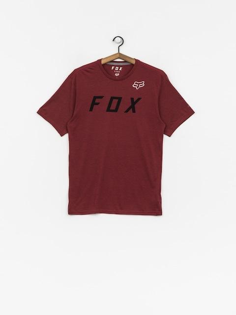 Tričko Fox Grizzled (htr rd)