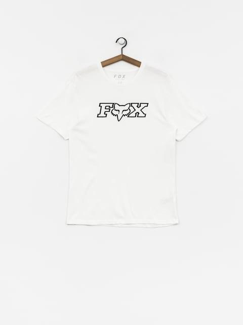 Tričko Fox F Head (opt wht)