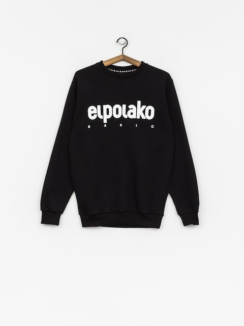 Mikina El Polako Classic (black)