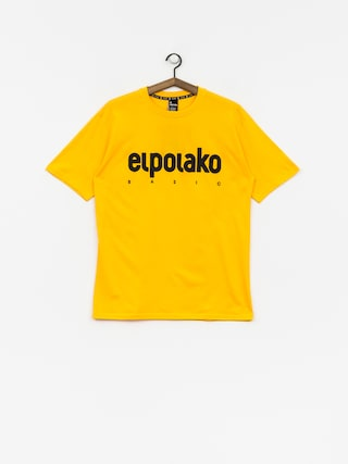 Tričko El Polako Classic (yellow)