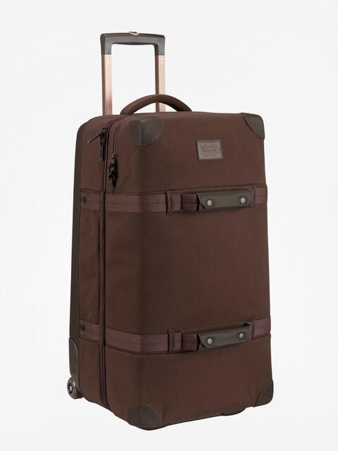 Kufor Burton Wheelie Dbl Deck (cocoa brown wxd cnvs)