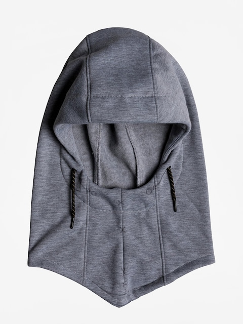 Šatka Quiksilver Preston Hoodie (black heather)