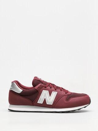 Topánky New Balance 500 (burgundy)