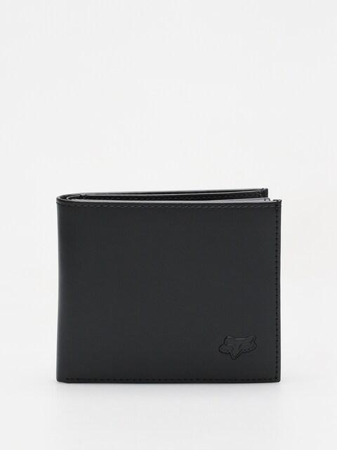 Peňaženka Fox Bifold Leather (blk)