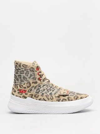 Topánky Supra Theory (animal white)