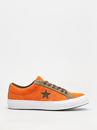 Tenisky Converse One Star Ox (bold mandarin/field surplus)