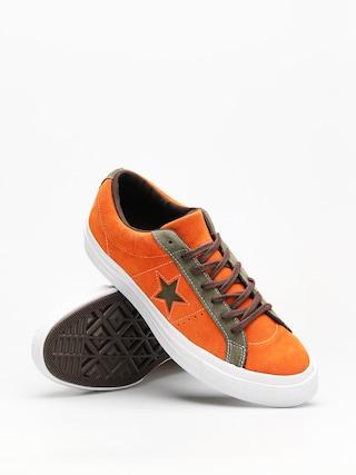 Tenisky Converse One Star Ox (bold mandarin/field surplus)