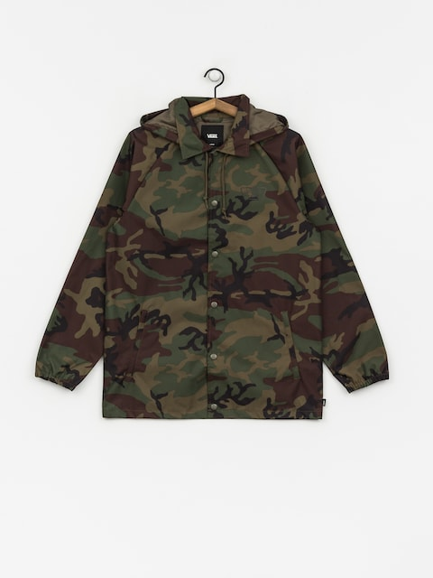 Bunda Vans Torrey Hooded Mte (camo)