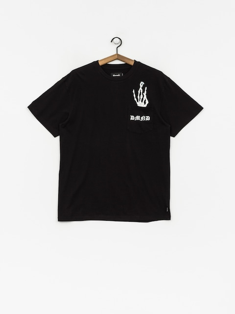 Tričko Diamond Supply Co. Hand Signs Pocket